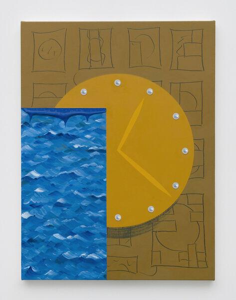 Alex Olson (b.1978), 'Tide', 2018