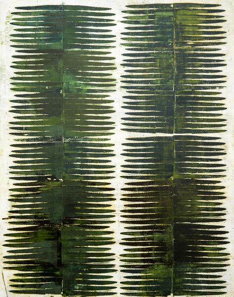 John Belingheri, 'Totem/Indian Green'