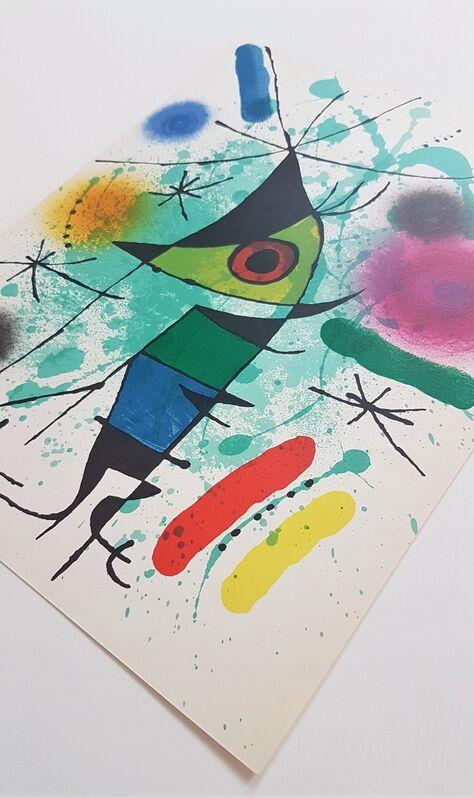Joan Miró, 'Litografia Original XI', 1975, Print, Color Lithograph, Cerbera Gallery