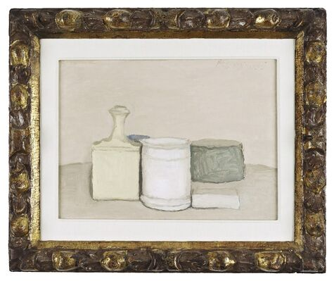 and per se and : part XII - Giorgio Morandi & Ragnar Kjartansson (8 August - 19 August), installation view