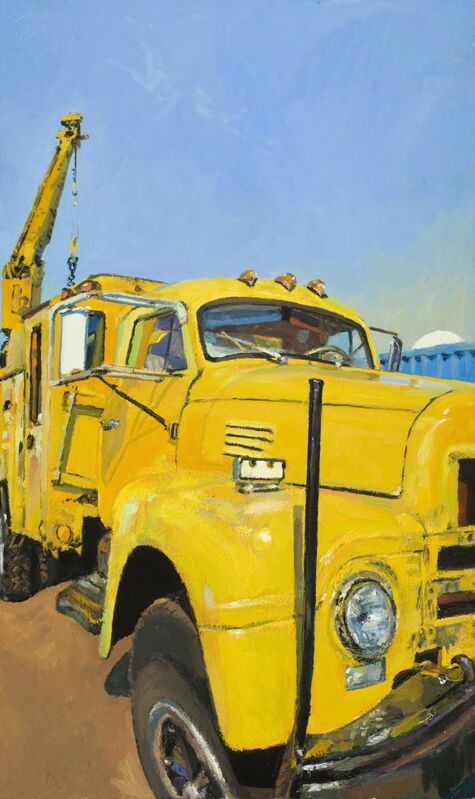 George Nick, 'International 4 July 2013', 2013, Painting, Oil on linen, Gallery NAGA