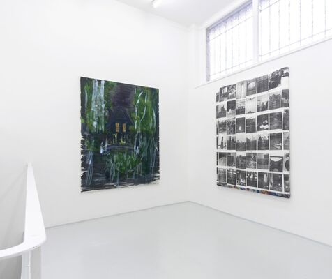 Stephen Suckale - public domain, installation view