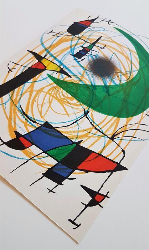 Joan Miró, 'Litografia Original V', 1975, Print, Color Lithograph, Cerbera Gallery
