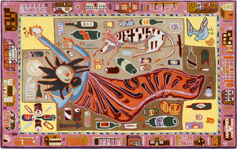 Grayson Perry, 'Don't Look Down', 2019