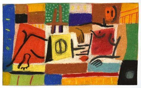 Carlos Carnero, 'Untitled', ca. 1956