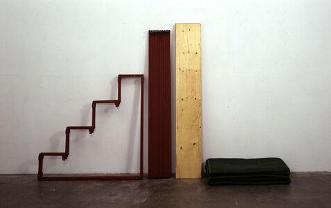 Michael Landy, 'Work III', 1990