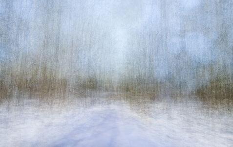 Eeva Karhu, 'Path (seasons) Spring1', 2018
