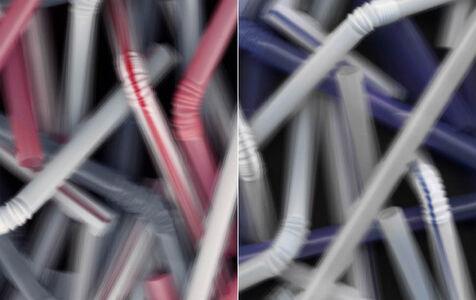 Vadim Fishkin, 'Molecular (straw) II', 2002