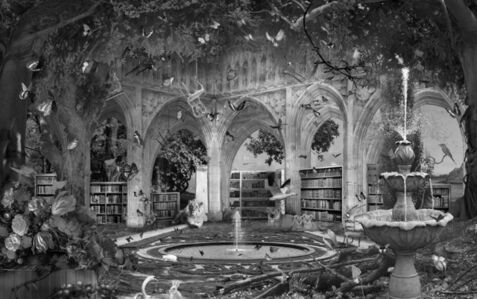 Ranbir Kaleka, 'Guardians of a Dystopic Garden (Version 2)', 2020