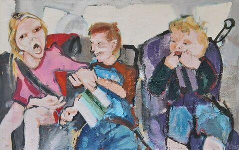 Alex Hain, 'Backseat argument', 2019