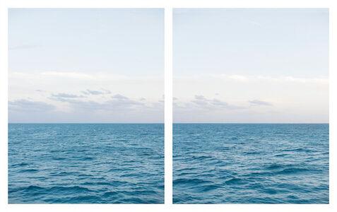 Jonathan Smith, 'Atlantic Ocean, Dusk', 2017