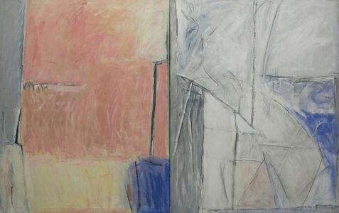 Albert Ràfols-Casamada, 'Doble LLum', 1983