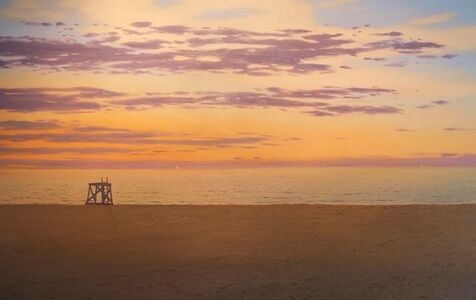 Sergio Roffo, 'Jetties Sunset', ca. 2014