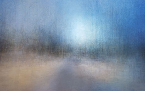 Eeva Karhu, 'Path (seasons) Winter 4', 2018