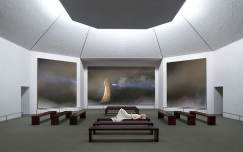 Gregory Scott, 'Rothko Chapel', 2018