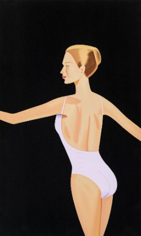 Alex Katz, 'Alex Katz, Dancer 3', 2019, Print, Silkscreen, Oliver Cole Gallery