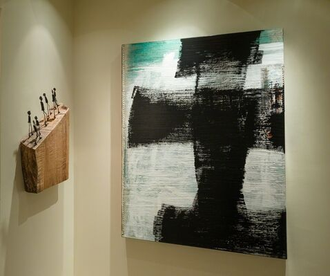Jeanie Gooden - Hear My Heart, installation view