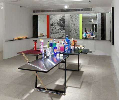 Michal Helfman: CHANGE, installation view