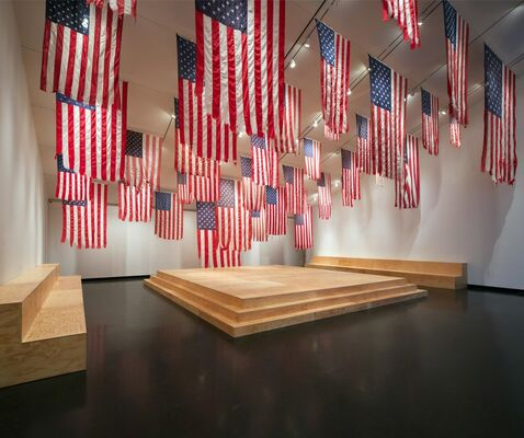 A More Perfect Union, installation view