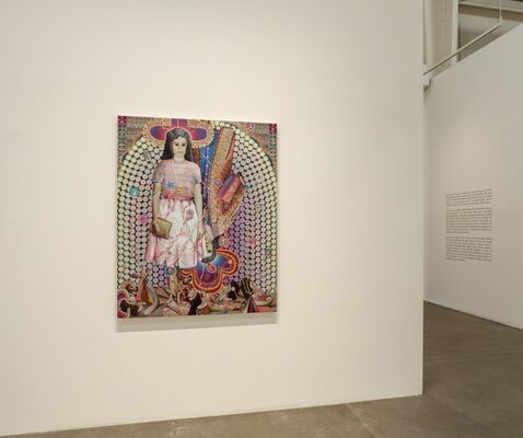 Asad Faulwell | 'In the Heart of the Cosmos', installation view