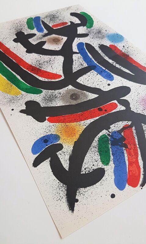 Joan Miró, 'Litografia Original IX', 1975, Print, Color Lithograph, Cerbera Gallery