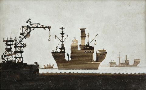 Pino Pascali, 'Porto', 1960