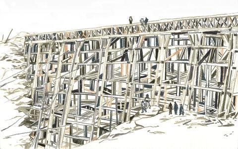 Sally Deng, 'Under Construction (1)'
