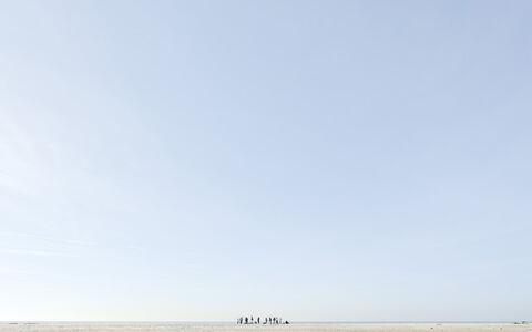 Luca Lupi, 'Finis Terrae, Spiagge Bianche #2', 2018