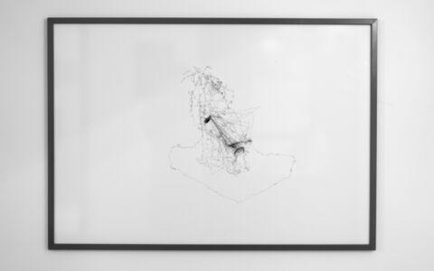 Matthew Attard, '7 eye describing a figure', 2018