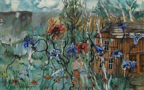 Philip Evergood, 'Berkshire Paradise', 1959