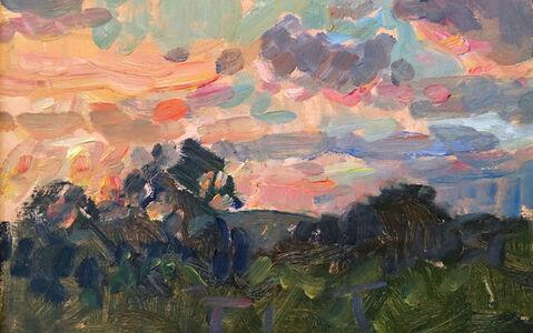 Ben Fenske, 'Sunset Sketch', 2016