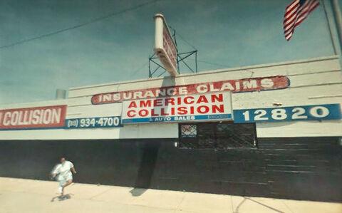 Doug Rickard, '#42.318327, Detroit, MI (2008)', 2010