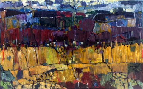 Toni Doilney, 'Mustard Season', 2015