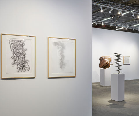 Lisson Gallery at The Armory Show 2019, installation view