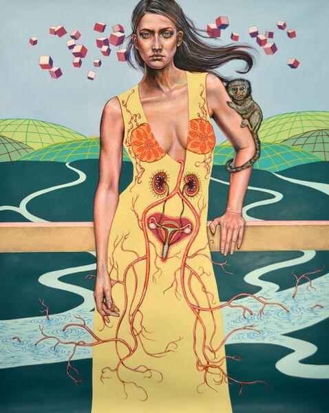 Aneka Ingold, 'Tributary', 2019
