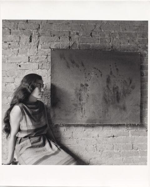 George Maciunas, 'Painting to See in the Dark (Version 1) (Installation view)', 1961