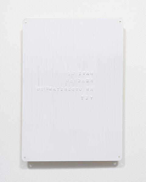 Joel Ross, 'An Understanding', 2017