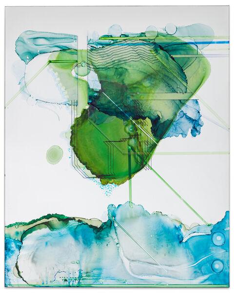 Constantin Luser, 'schlafendes Meer', 2020