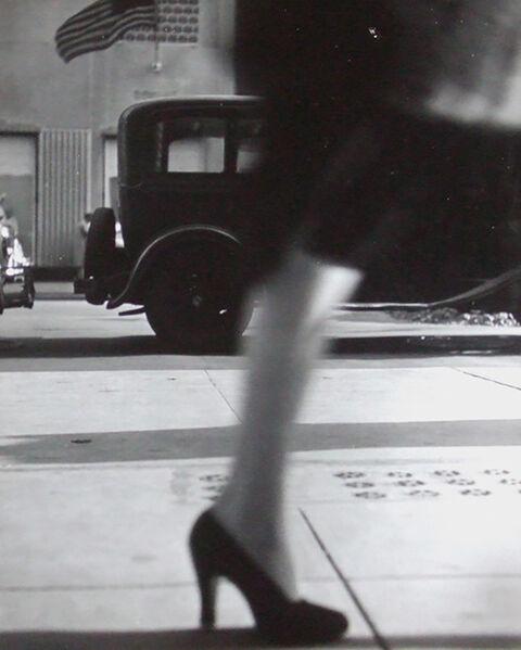 Lisette Model, 'Lisette Model', 1940