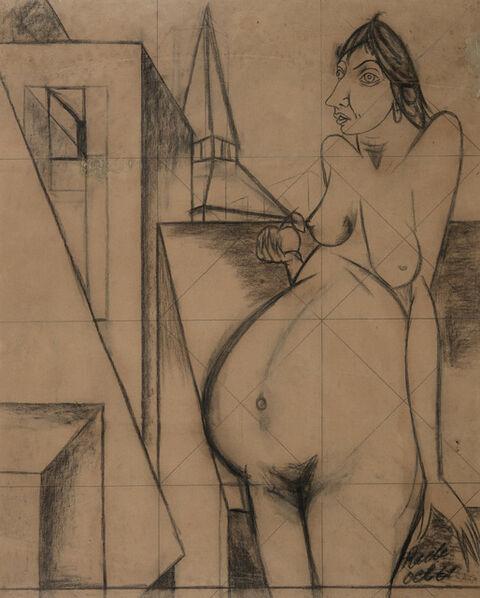 A. A. Raiba, 'Untitled', 1961