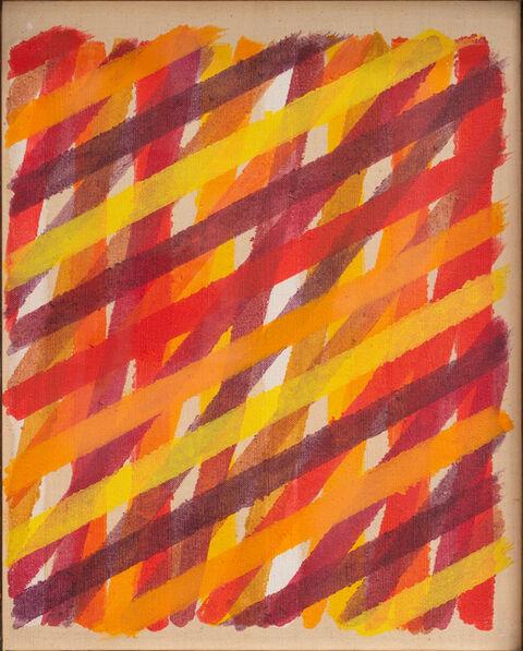 Piero Dorazio, 'Ex Tempore II', 1963