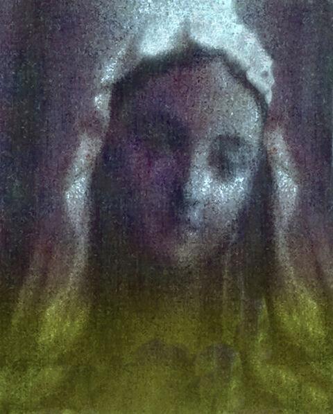 Annelies Strba, 'Madonna 40', 2009