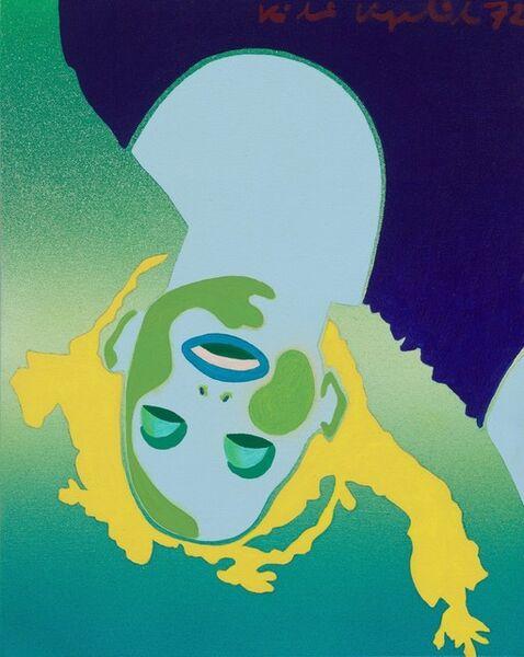 Kiki Kogelnik, 'You Keep Me Hanging On', 1972