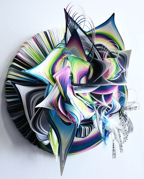 Crystal Wagner, 'Glisco', 2018