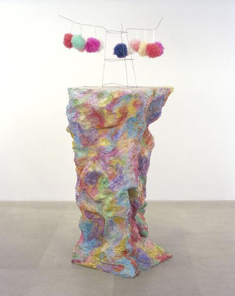 Rachel Harrison, 'Absent Greek Figure', 2009