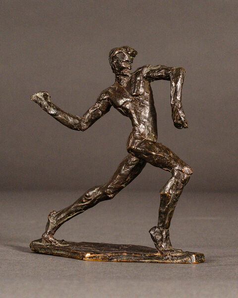 Wilhelm Hunt Diederich, 'Javelin Thrower', 1919