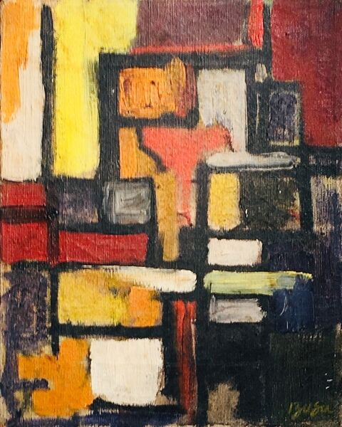 Peter Busa, 'Untitled', ca. 1950