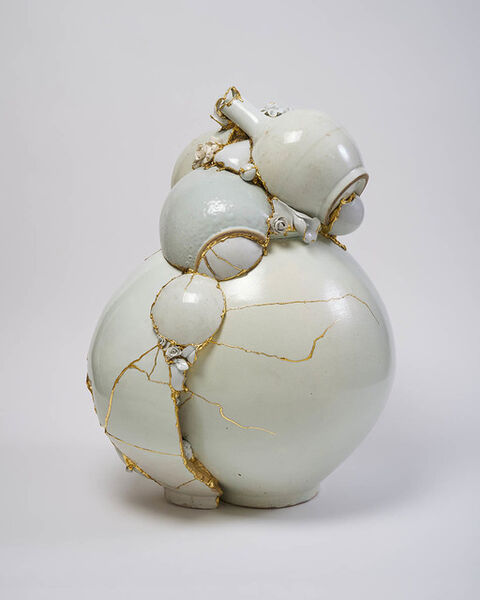 Yeesookyung, 'Translated Vase_2019 TVCW 3', 2019