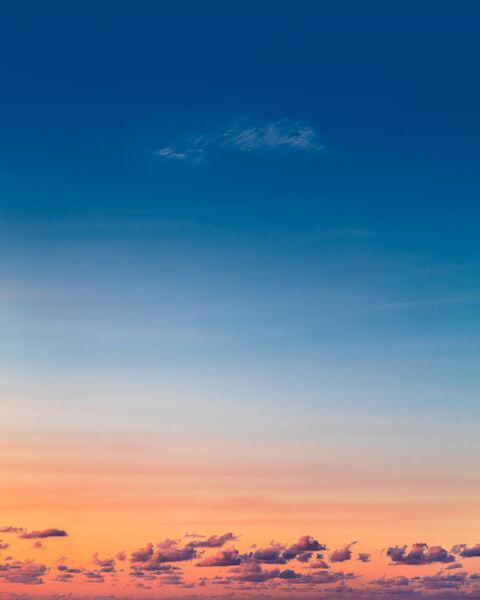 Eric Cahan, 'Alamar, Ciudad de la Habana, Cuba, Sunset 8:11pm', 2016