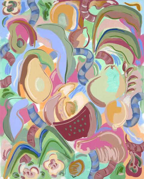 Sol Calero, 'Frutas en la Villa Arson I', 2020